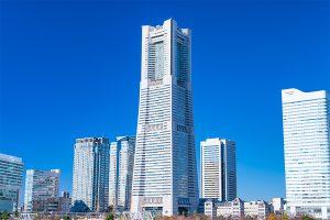 画像:横浜ランドマークタワー
