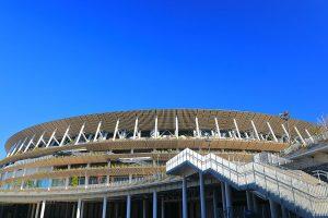 画像:新国立競技場