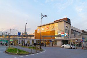 画像:武蔵小山駅
