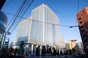 画像:日本工学院 蒲田キャンパス