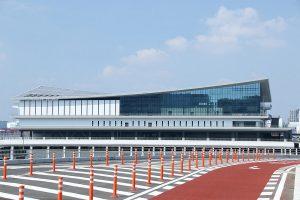 画像:東京国際クルーズターミナル