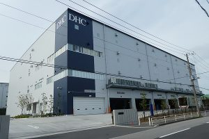 画像:市川塩浜ロジティクスセンター